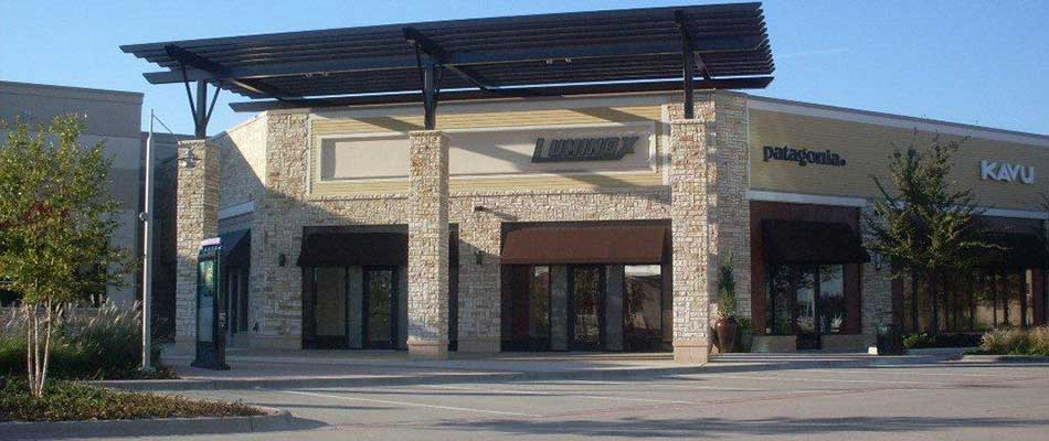 Exterior photo of Sand Dollar retail store in Dallas, TX.